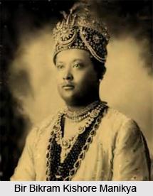history tripura