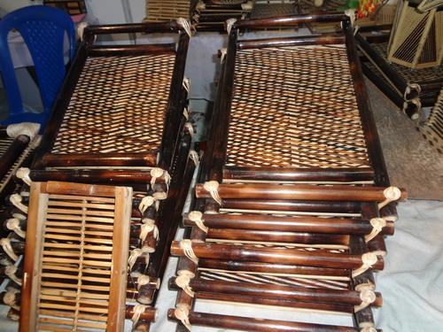 Amazing Bamboo Works Of Tripura