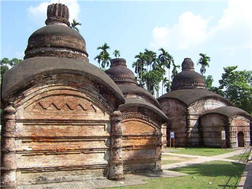 Famous temples of Tripura
