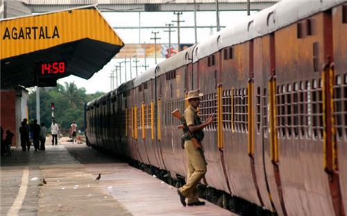 tripura railways