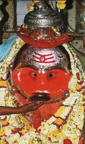 Kalabhairav in Ujjain