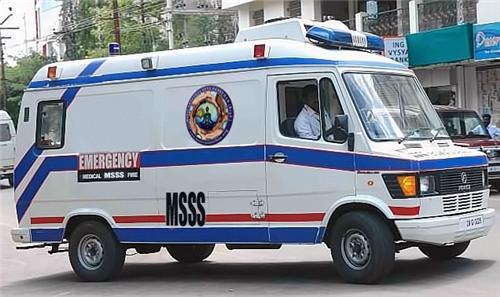 Ambulance Services in Uttar Pradesh
