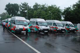 Ambulance Services in Uttar Pradesh