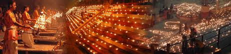 Dipavali celebration at Varanasi