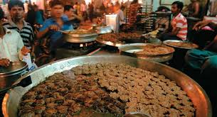 Non-Vegetarian Street Food in Uttar Pradesh