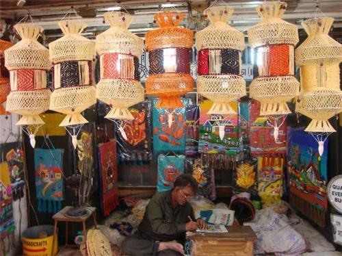 Handicraft Industry in Uttar Pradesh