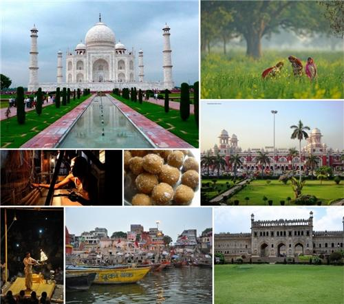 All about Uttar Pradesh