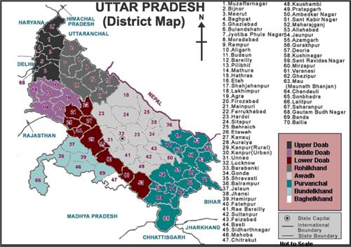 Profile of Uttar Pradesh