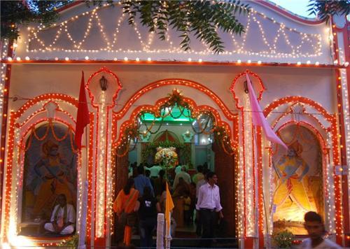 ISKCON Temples in Uttar Pradesh