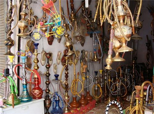 Lucknow market