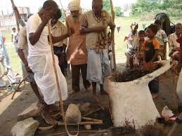 Agariya tribe in Uttar Pradesh