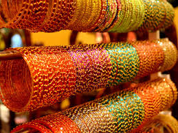 Bangle Market in Uttar Pradesh
