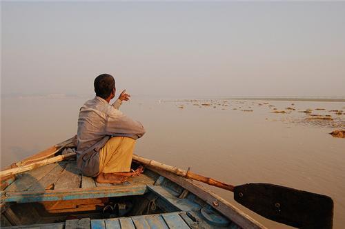 A River trip Uttar Pradesh