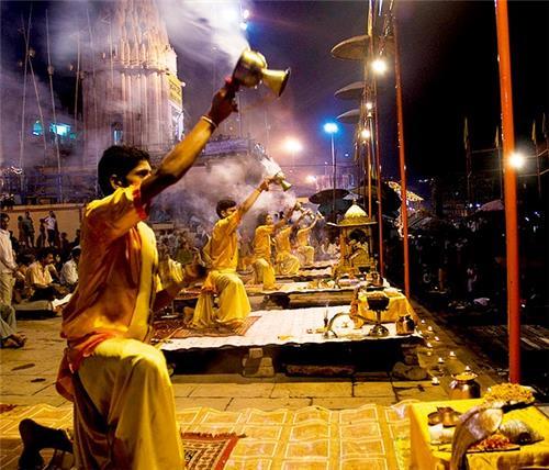 Travel to Varanasi