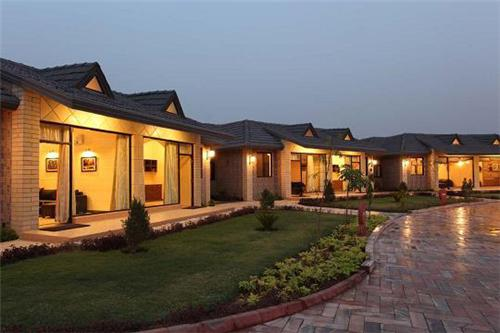 Famous Hotels in UP