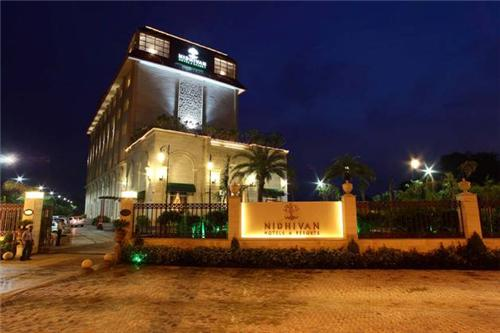Hotels in UP