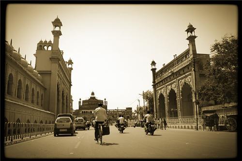 Travel to Uttar Pradesh
