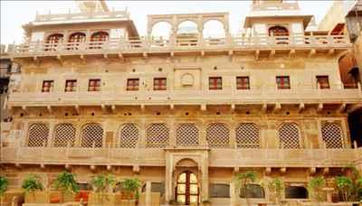Heritage Hotels in Uttar Pradesh