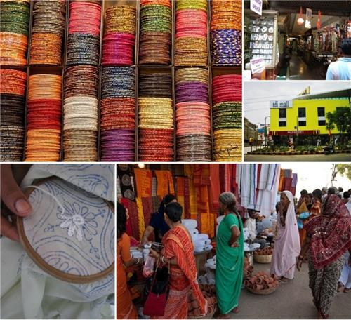 Shopping in UP
