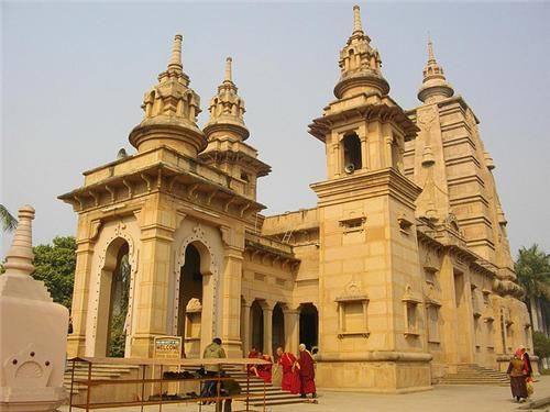 Sarnath in Uttar Pradesh
