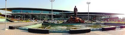 Chaudhary Charan Singh Airport at Lucknow