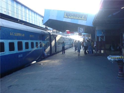Railways in Uttar Pradesh