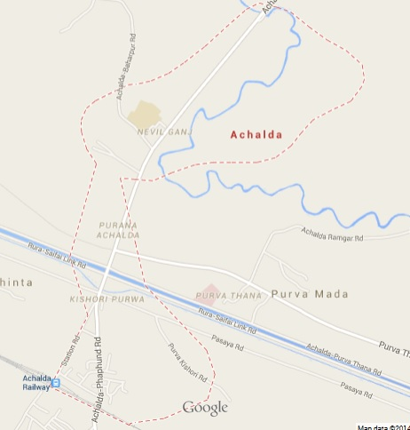 Achhalda