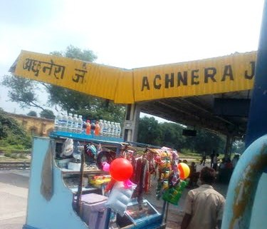 railways in Achhnera