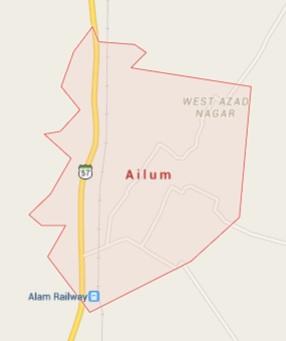 Map of Ailum