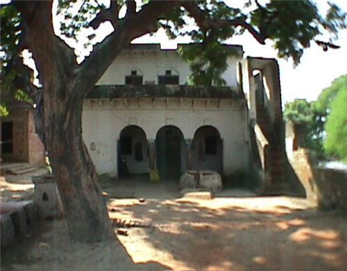Maharaji ashram