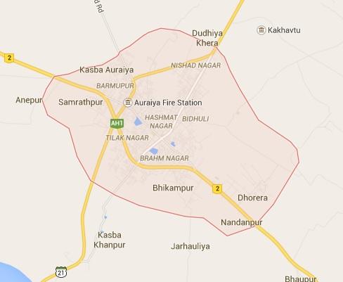 About Auraiya