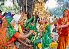 Sravan Jhula Mela in Ayodhya