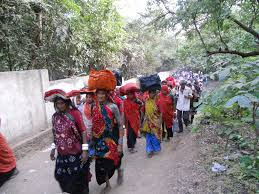 Parikramas in Ayodhya