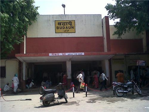 Railways in Badaun