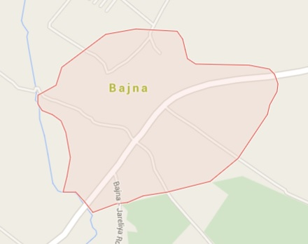 Geography of Bajna