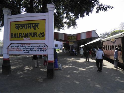 Railways in Balrampur