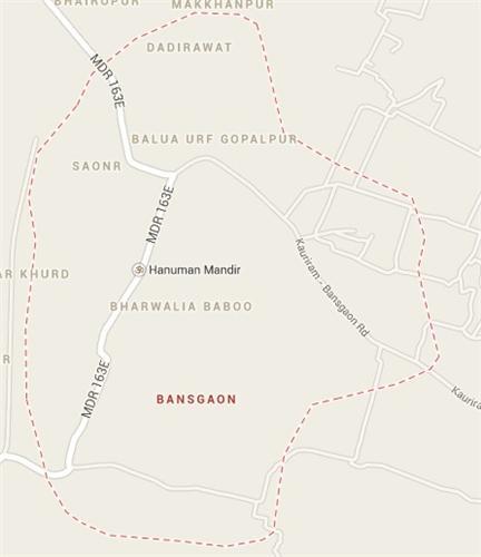 bansgaon