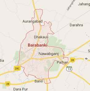 Geography of Barabanki