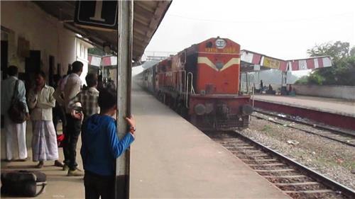 List of Trains from Rudauli Railway station