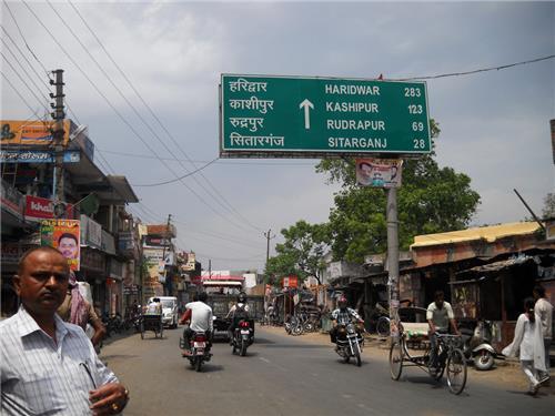 Transport in Rudrapur