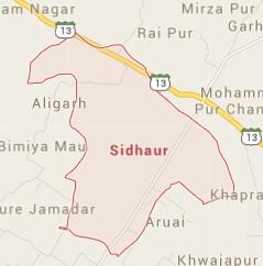 Geography of Siddhaur
