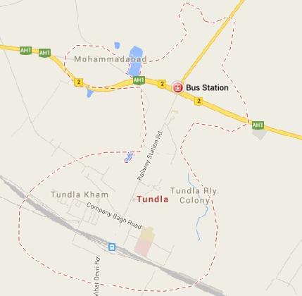 Tundla