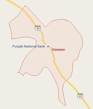 Geography of Usawan