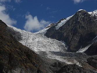 Pindari Glacier in Uttarakhand