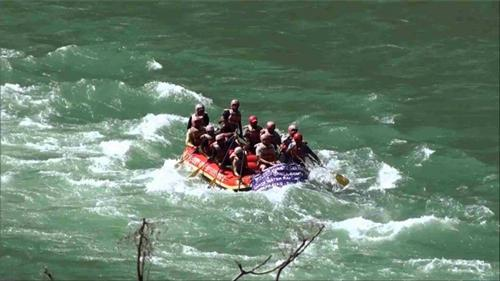 Rafting in Uttarakhand