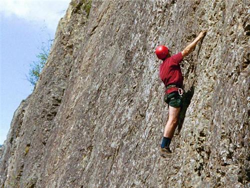 Rock Climbing Uttarakhand