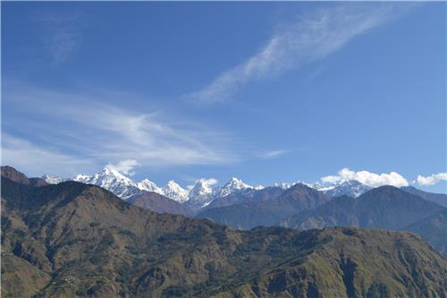 Munsiyari Tourist Place Uttarakhand