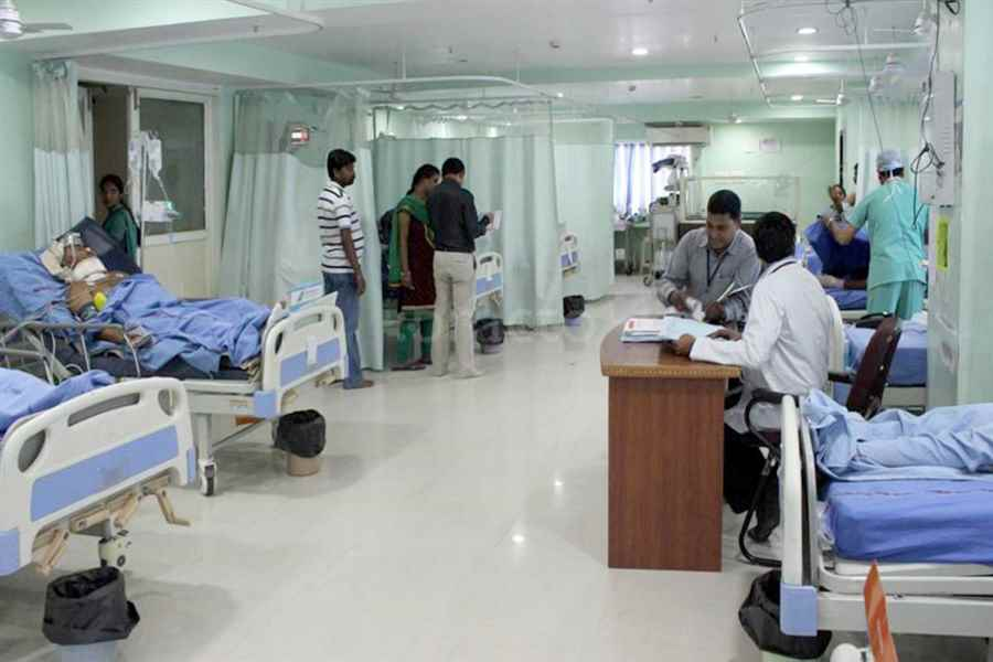 Healthcare Services in Almora