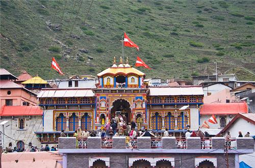 Profile of Badrinath