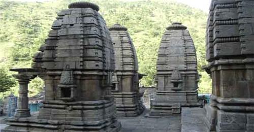 Adi Badri Temple in Gopeshwar